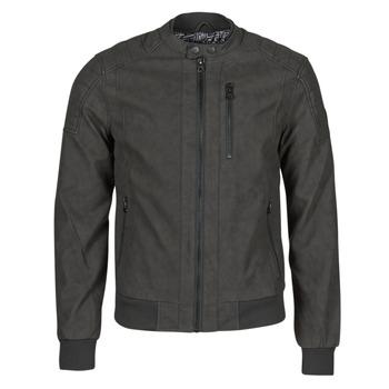 Odjeća Muškarci  Kožne i sintetičke jakne Kaporal KYRO Crna