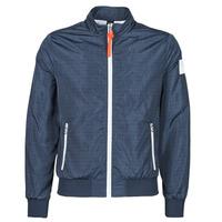 Odjeća Muškarci  Kožne i sintetičke jakne Kaporal KADRI Blue