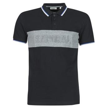 Odjeća Muškarci  Polo majice kratkih rukava Kaporal DIAM Crna