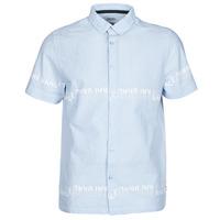 Odjeća Muškarci  Košulje kratkih rukava Kaporal STEVE Blue