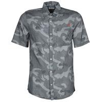 Odjeća Muškarci  Košulje kratkih rukava Kaporal SID Blue