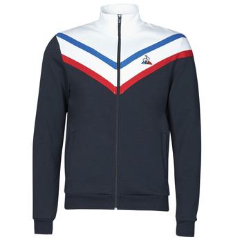 Odjeća Muškarci  Gornji dijelovi trenirke Le Coq Sportif TRI FZ N°1 M Blue