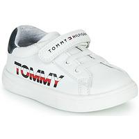 Obuća Djeca Niske tenisice Tommy Hilfiger MARILO Bijela