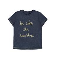 Odjeća Djevojčica Majice kratkih rukava Name it NKFDEVIRA Blue