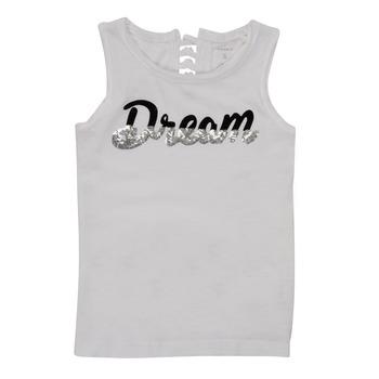 Odjeća Djevojčica Majice s naramenicama i majice bez rukava Name it NKFFASAI Bijela