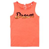 Odjeća Djevojčica Majice s naramenicama i majice bez rukava Name it NKFFASAI Koraljna