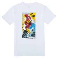 Odjeća Dječak  Majice kratkih rukava Name it MARVEL Bijela