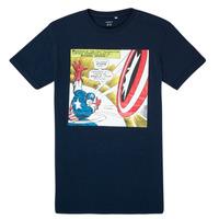 Odjeća Dječak  Majice kratkih rukava Name it MARVEL Blue