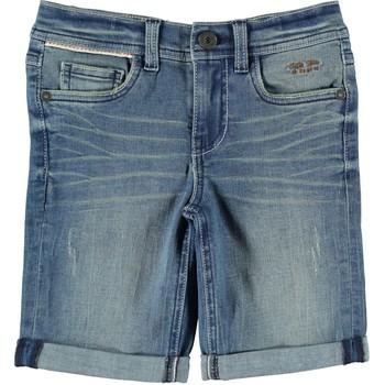 Odjeća Dječak  Bermude i kratke hlače Name it NKMTHEO DNMTOMO Blue