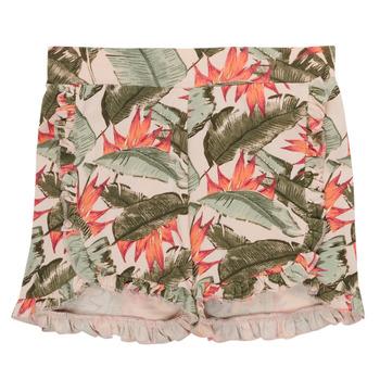 Odjeća Djevojčica Bermude i kratke hlače Name it NMFFIBLOOM SHORTS Multicolour