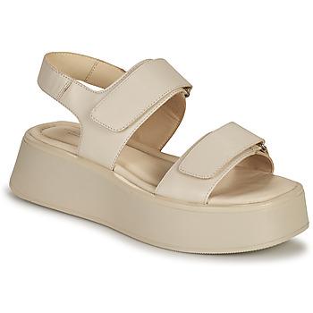 Obuća Žene  Sandale i polusandale Vagabond Shoemakers COURTNEY Bež