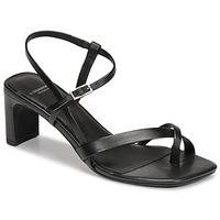 Obuća Žene  Sandale i polusandale Vagabond Shoemakers LUISA Crna