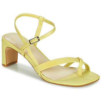 Obuća Žene  Sandale i polusandale Vagabond Shoemakers LUISA Žuta