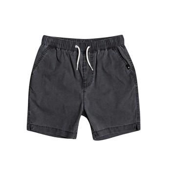 Odjeća Dječak  Bermude i kratke hlače Quiksilver TAXER WS Crna