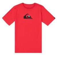 Odjeća Dječak  Majice kratkih rukava Quiksilver COMP LOGO Red