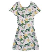 Odjeća Djevojčica Kratke haljine Roxy THE CLOUDS Multicolour