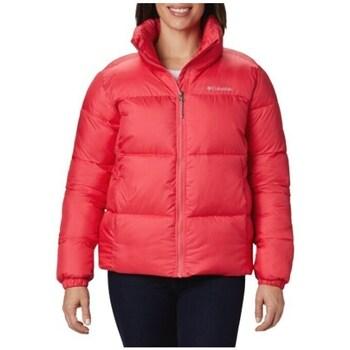 Odjeća Žene  Pernate jakne Columbia Puffect Jacket Red