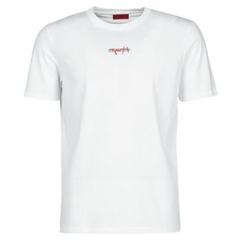 Odjeća Muškarci  Majice kratkih rukava HUGO DURNED Bijela