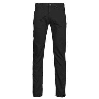 Odjeća Muškarci  Slim traperice HUGO HUGO Crna