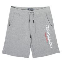Odjeća Dječak  Bermude i kratke hlače Teddy Smith S-MICKAEL Siva