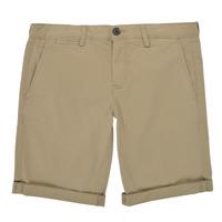 Odjeća Dječak  Bermude i kratke hlače Teddy Smith SHORT CHINO Bež