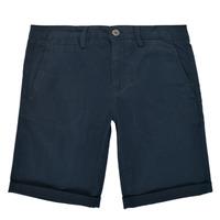 Odjeća Dječak  Bermude i kratke hlače Teddy Smith SHORT CHINO Blue