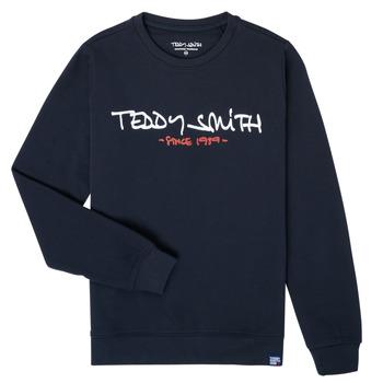 Odjeća Dječak  Sportske majice Teddy Smith S-MICKE Blue