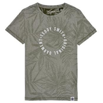 Odjeća Dječak  Majice kratkih rukava Teddy Smith T-OTYS Kaki