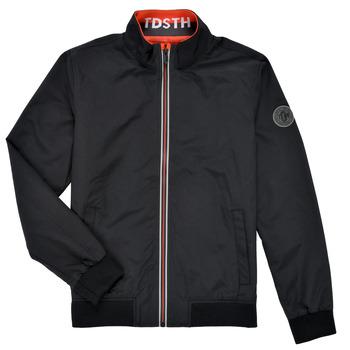 Odjeća Dječak  Kratke jakne Teddy Smith B-JULIAN Crna