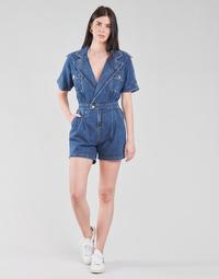 Odjeća Žene  Kombinezoni i tregerice Molly Bracken EL1261P21 Blue