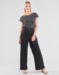 Odjeća Žene  Lagane hlače / Šalvare Molly Bracken EF1424P21 Crna