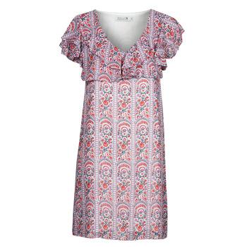 Odjeća Žene  Kratke haljine Molly Bracken LA171AE21 Ljubičasta