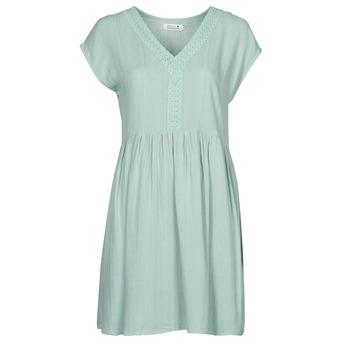 Odjeća Žene  Kratke haljine Molly Bracken G801E21 Zelena / Svijetla