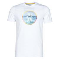 Odjeća Muškarci  Majice kratkih rukava Oxbow N1TERO Bijela