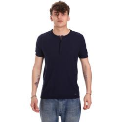 Odjeća Muškarci  Majice kratkih rukava Gaudi 011BU53007 Plava