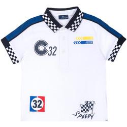 Odjeća Djeca Majice kratkih rukava Chicco 09033560000000 Bijela