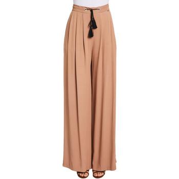 Odjeća Žene  Lagane hlače / Šalvare Gaudi 011FD25019 Smeđa