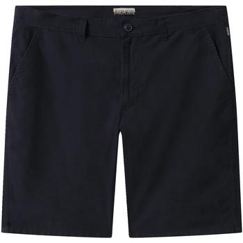 Odjeća Muškarci  Bermude i kratke hlače Napapijri NP0A4E1L Plava