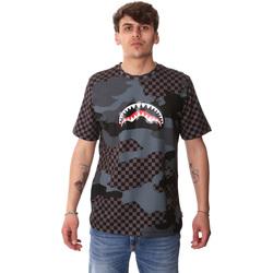 Odjeća Muškarci  Majice kratkih rukava Sprayground SP01820BLA Crno