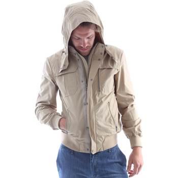 Odjeća Muškarci  Jakne Geox M6221L T2270 Bež
