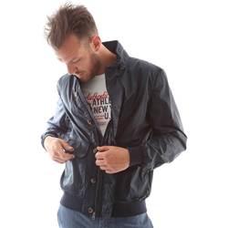 Odjeća Muškarci  Jakne Geox M6221S T2274 Plava