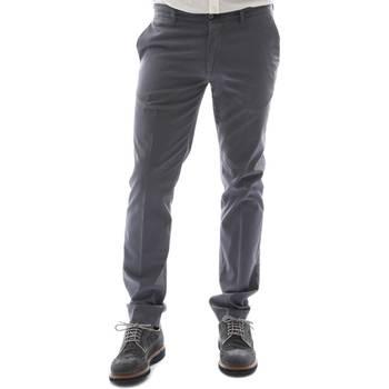 Odjeća Muškarci  Chino hlačei hlače mrkva kroja Sei3sei 6OYSTER E1653 Crno