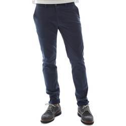 Odjeća Muškarci  Chino hlačei hlače mrkva kroja Sei3sei 6OYSTER E1669 Plava