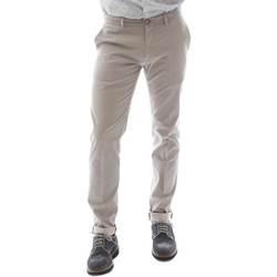 Odjeća Muškarci  Chino hlačei hlače mrkva kroja Sei3sei 6OYSTER E1669 Crno