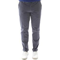 Odjeća Muškarci  Chino hlačei hlače mrkva kroja Sei3sei 6OYSTER E1648 Crno