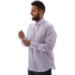 Odjeća Muškarci  Košulje dugih rukava Gmf GMF5 4728 961105/04 Ružičasta