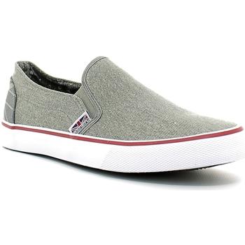 Obuća Muškarci  Slip-on cipele Submariine London SML610054 Siva