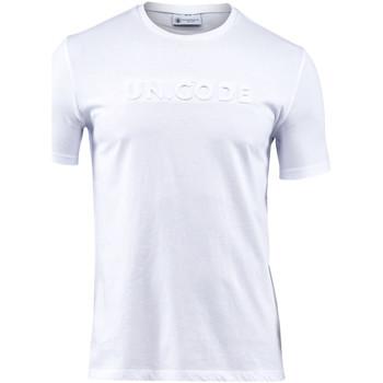 Odjeća Muškarci  Majice kratkih rukava Lumberjack CM60343 001 508 Bijela