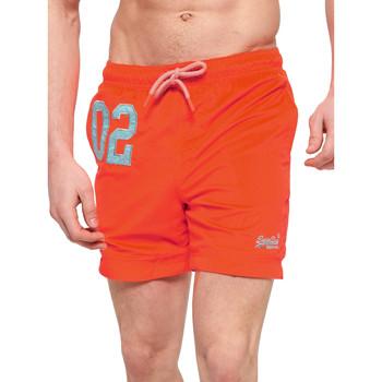 Odjeća Muškarci  Kupaći kostimi / Kupaće gaće Superdry M30018AT Naranča