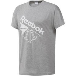 Odjeća Muškarci  Majice kratkih rukava Reebok Sport DT8213 Siva